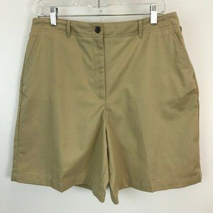 Talbots Kahki Shorts Chinos